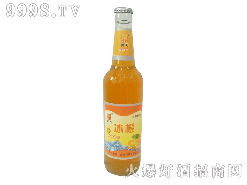 鼎力啤酒冰橙瓶装