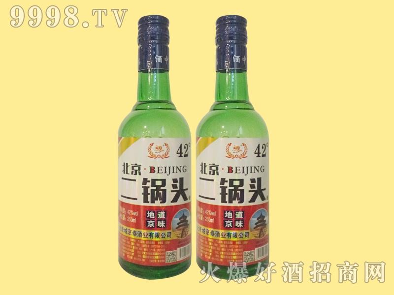 北京二锅头酒地道京味