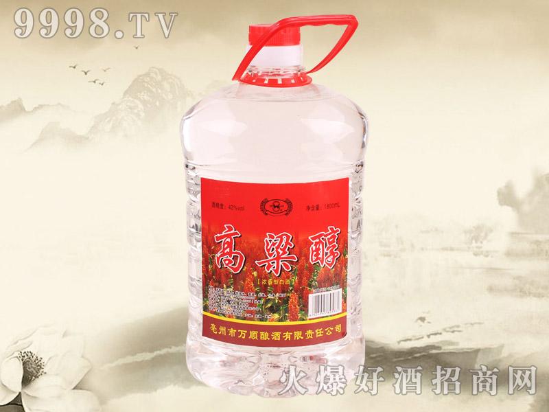 万顺高粱醇酒1.8L