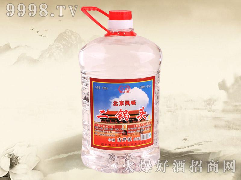 万顺二锅头酒1.8L