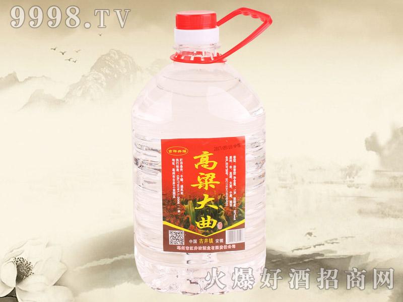 古祥井瑞高粱大曲酒1.8L
