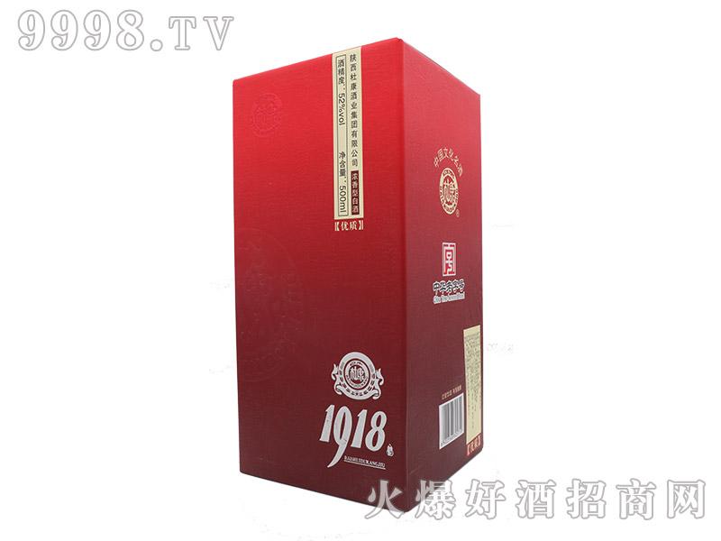 白水杜康1918至醇(盒装)