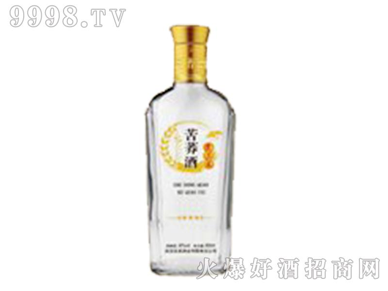 楚东泉苦荞酒42°500ml
