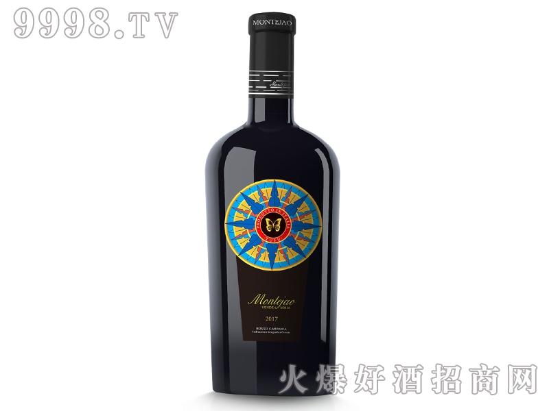 意大利蒙特乔干红葡萄酒