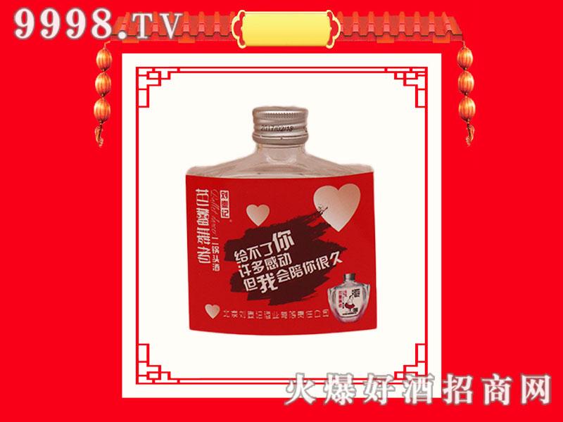 刘壶记芭蕾舞者二锅头酒(红瓶)