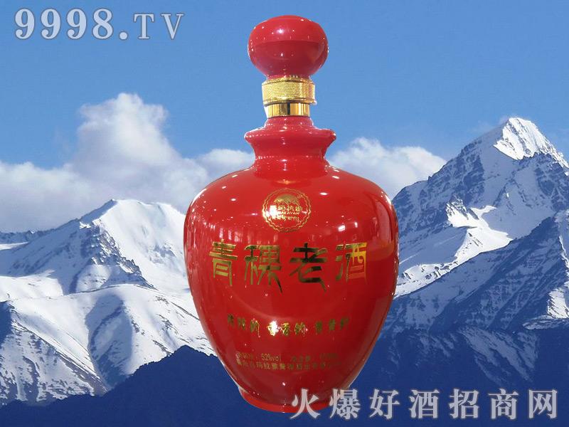 喜马拉雅青稞老酒52度1.5L