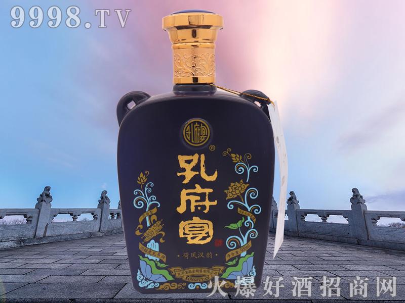 孔府宴酒-荷风汉韵500ml
