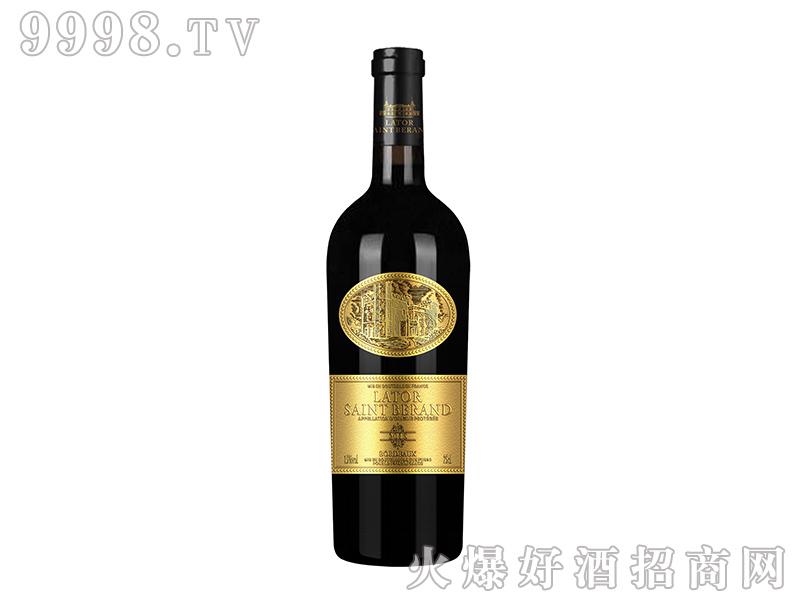 拉图圣莫伯特・贝蒙尼干红葡萄酒