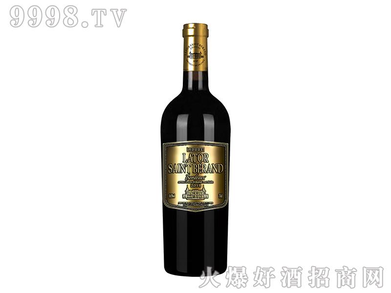 拉图圣莫伯特・赛帷特干红葡萄酒