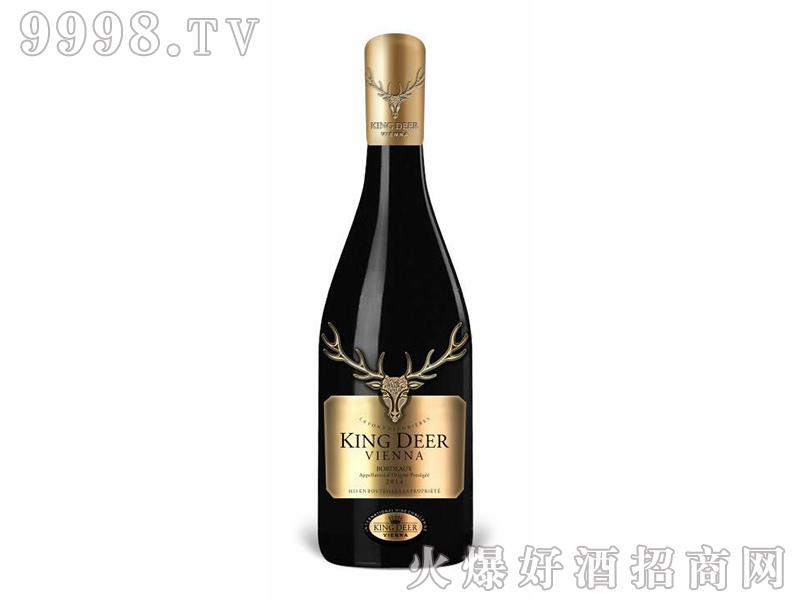鹿王维恩・曼蒂干红葡萄酒