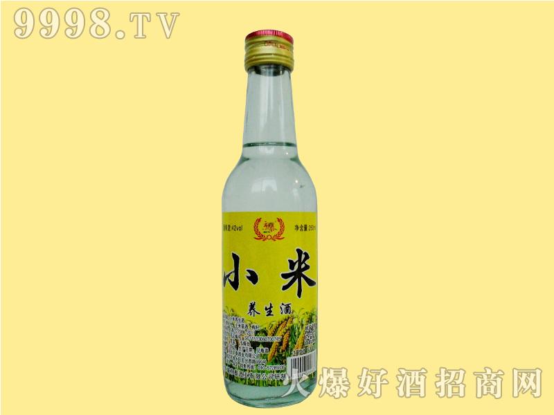 小米养生酒酒半斤