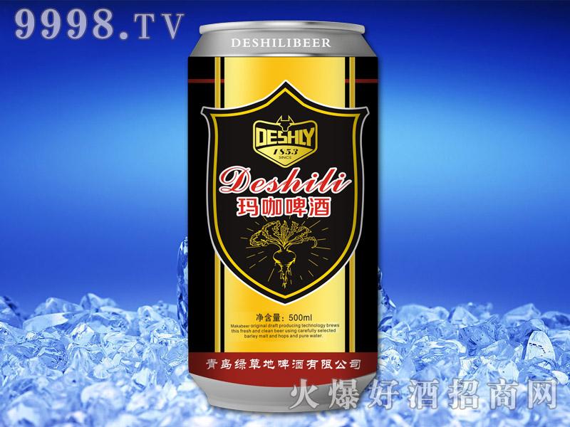 500ML*12玛咖啤酒黑金标