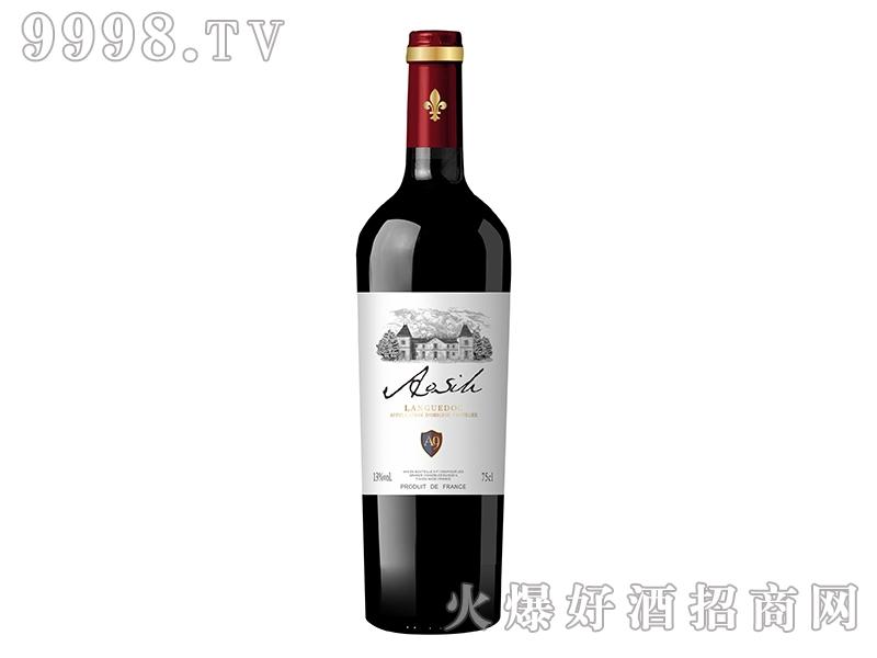 奥思皇荣嘉干红葡萄酒瓶装