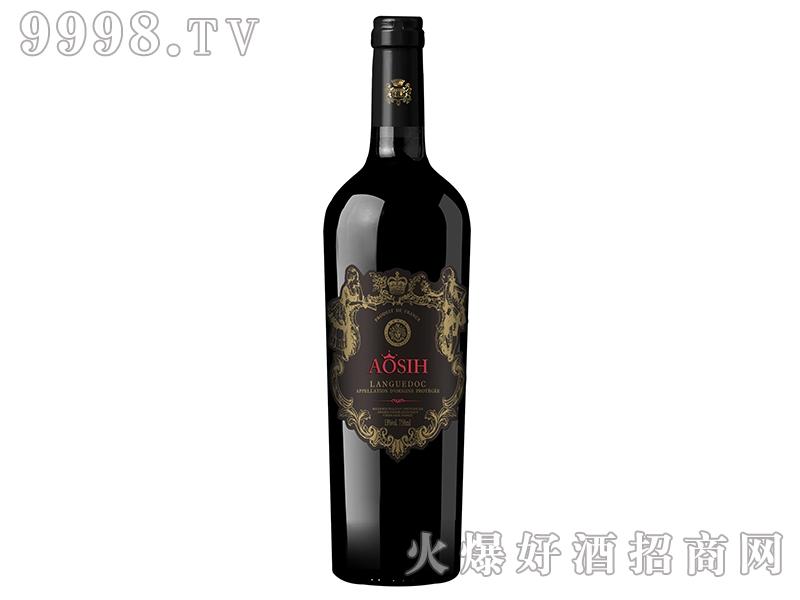 奥思皇・皇家荣耀干红葡萄酒瓶装