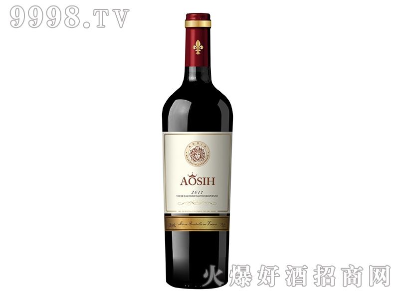 奥思皇・奥思女王干红葡萄酒瓶装