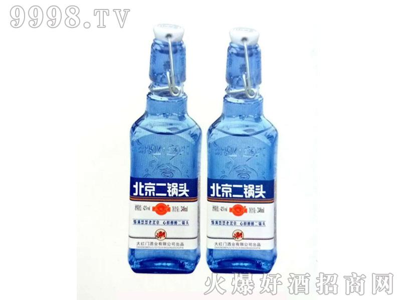 北京二锅头42度248mlx20(蓝瓶)