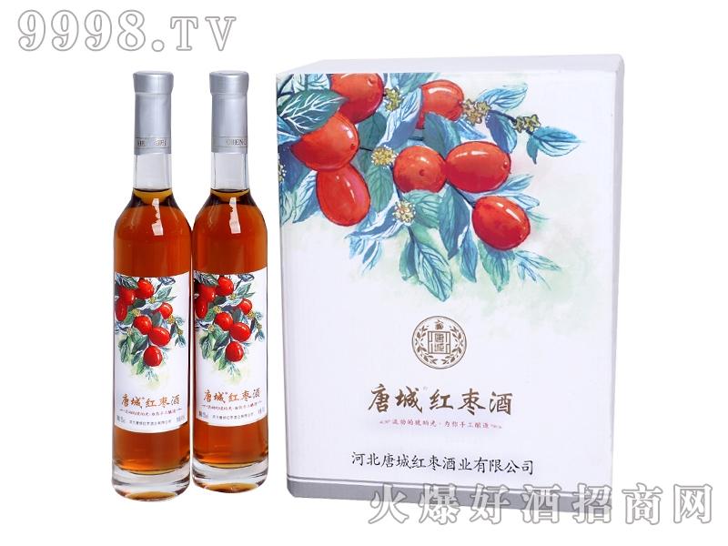 唐城红枣精致干红葡萄酒