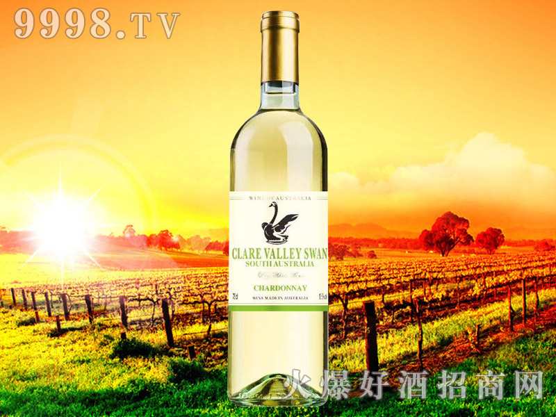 西澳天鹅干白葡萄酒