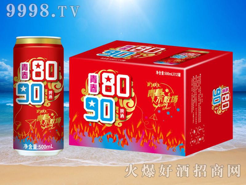 青春8090啤酒500ml
