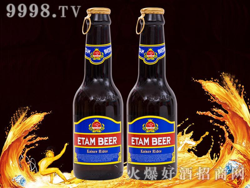 艾格【ETAM】精酿啤酒(蓝标)12P