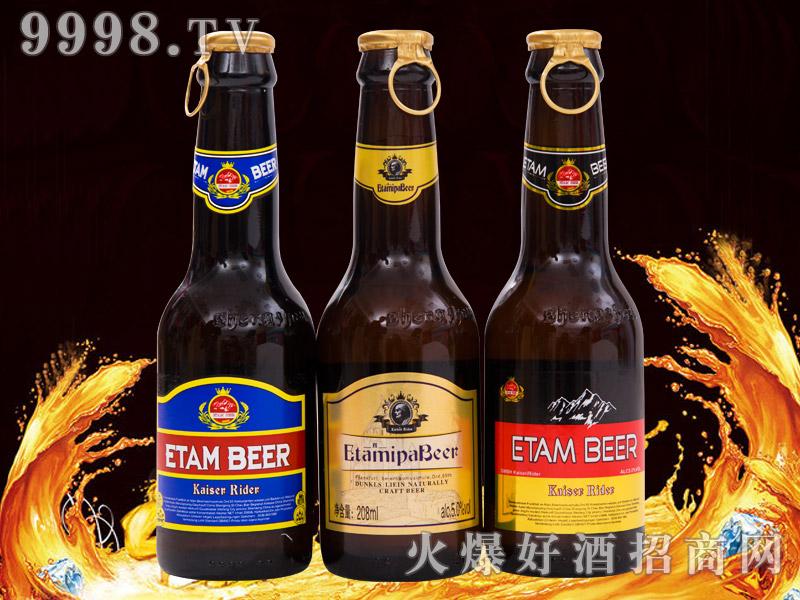 艾格【ETAM】精酿啤酒12P