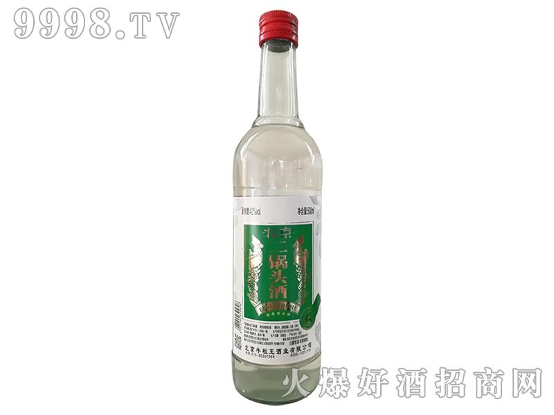 北京二锅头酒绿标