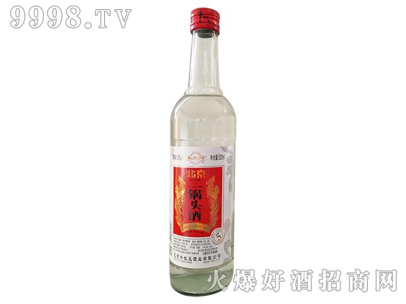 北京二锅头酒红标