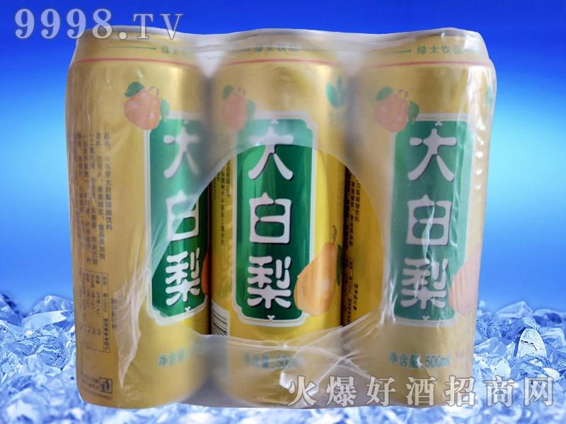 大白梨果味饮料