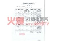 产品检验报告详细页-贵州全城是景酒业有限公司