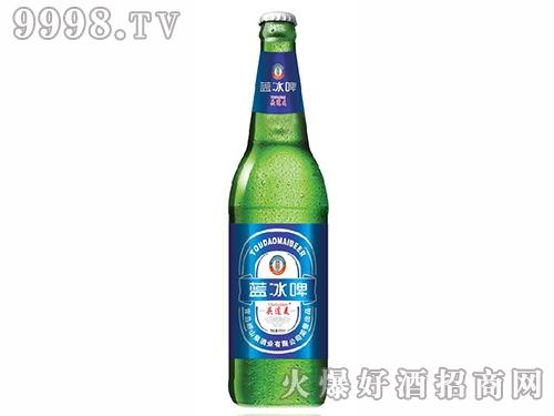 头道麦蓝冰啤啤酒
