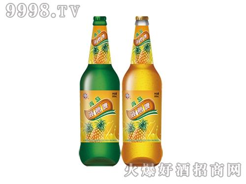 500ml青岛菠萝啤
