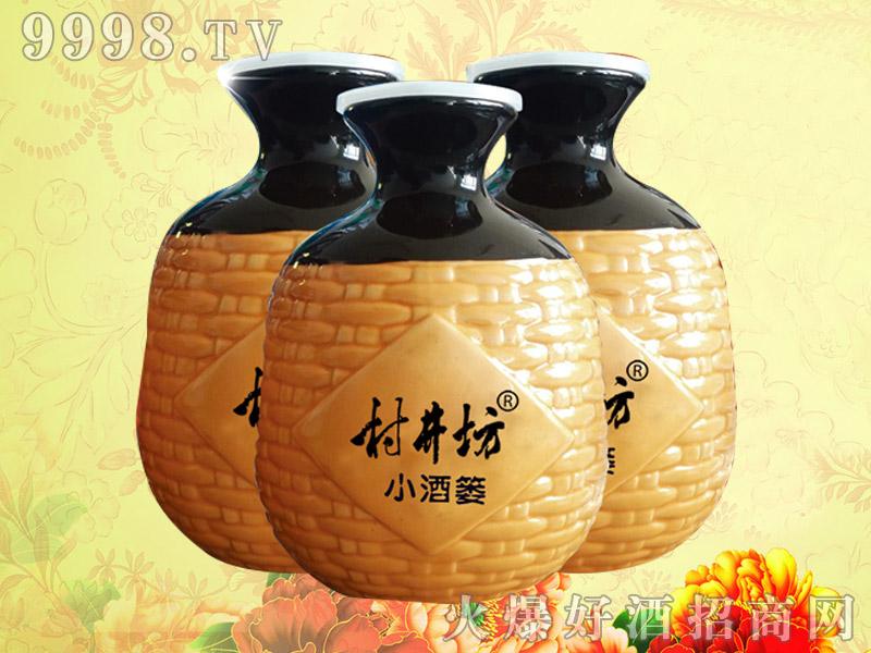 村井坊酒小酒篓38度250ml