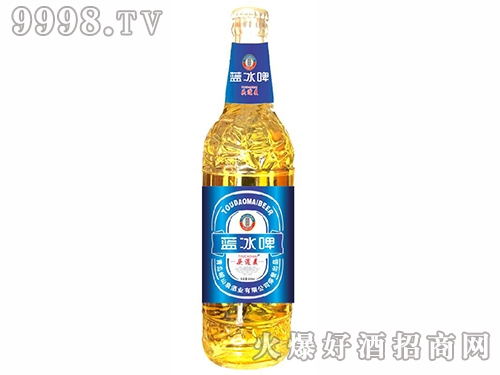 头道麦蓝冰啤酒500ml*12瓶