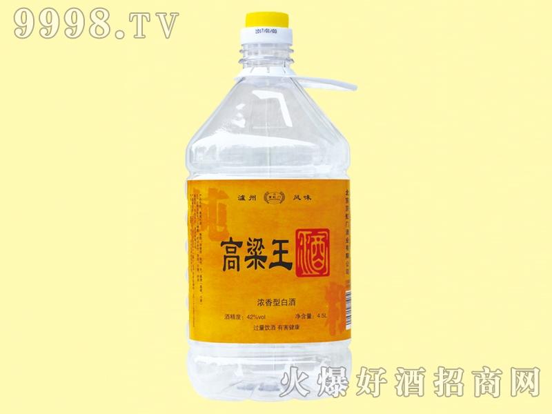 京虹门高粱王酒56度