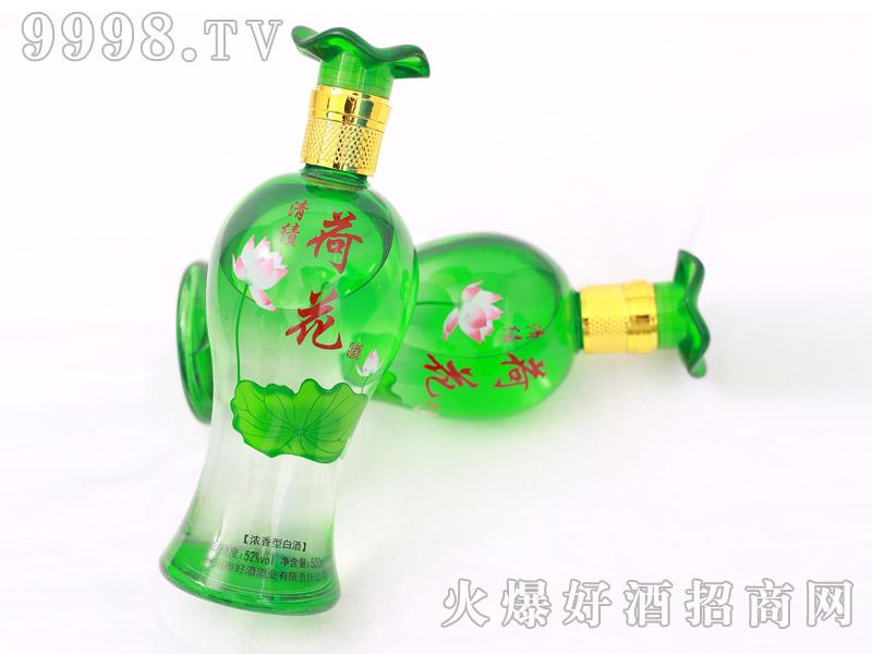 清绩国礼荷花酒10(展示4)