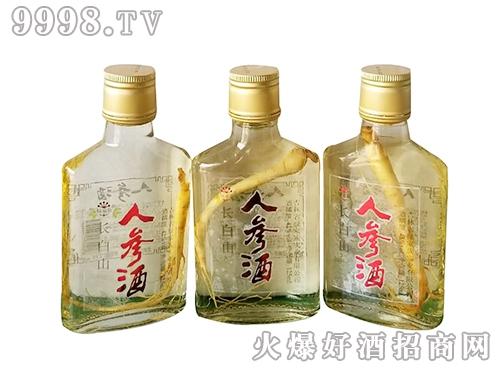 鸿福人参酒125ml