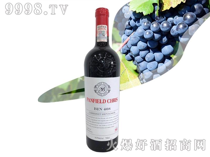 奔富克鲁斯408赤霞珠干红葡萄酒