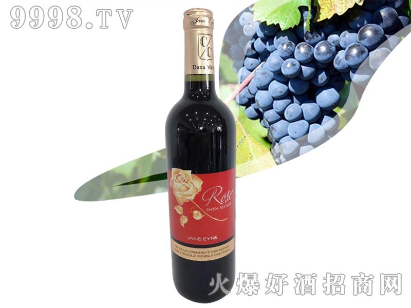 法国简爱赤霞珠干红葡萄酒