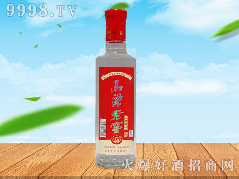 满洲高粱老窖酒38°450ml×12瓶