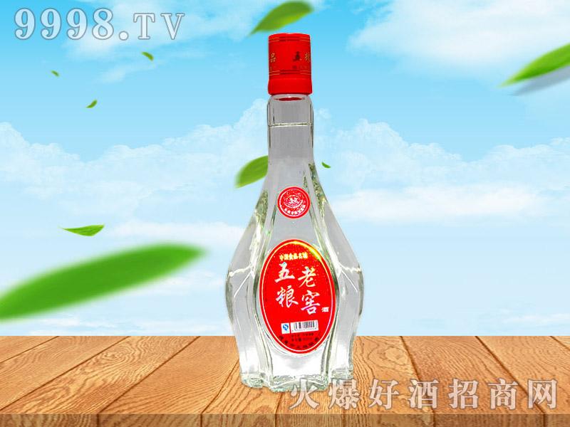 五粮老窖酒38°42°450ml×12瓶