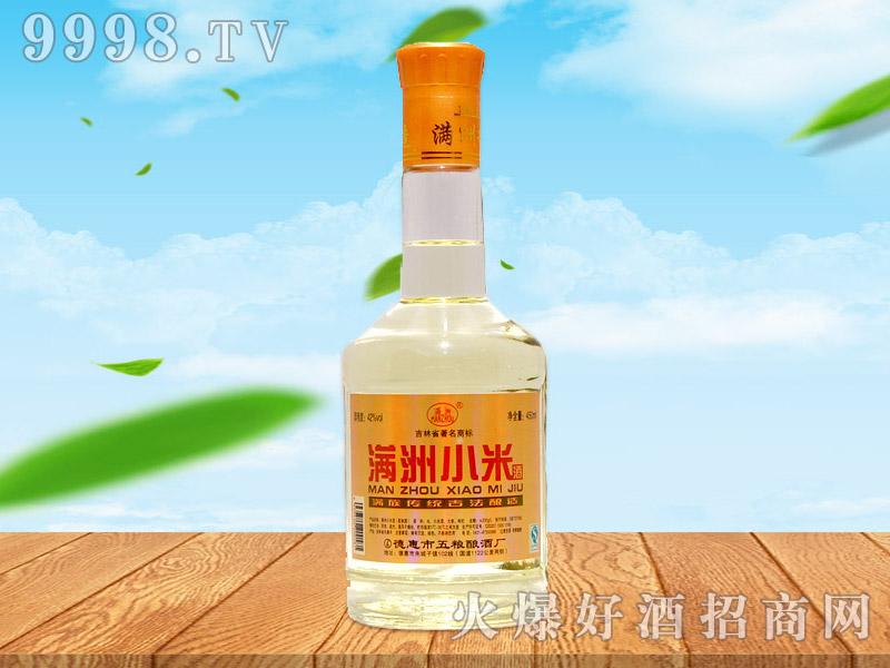满洲小米酒450ml×12瓶