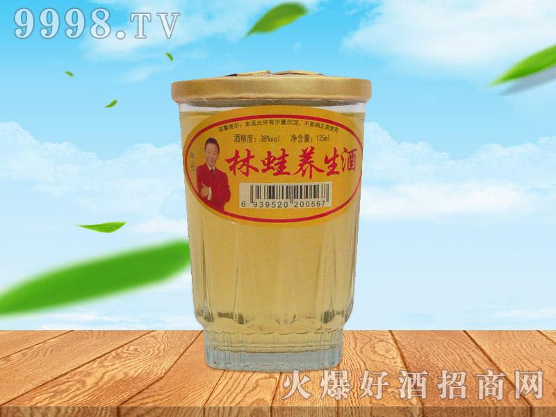 林蛙养生酒38°125ml×40杯