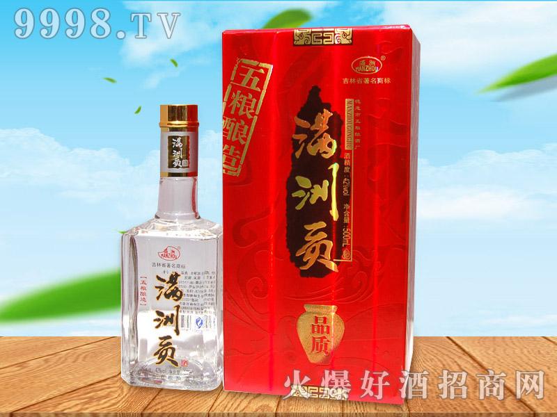 满洲贡酒品质42度500ml×6瓶