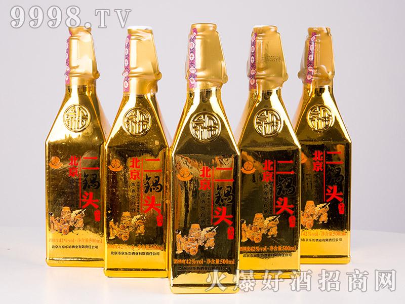 京乐北京二锅头酒42°500ml