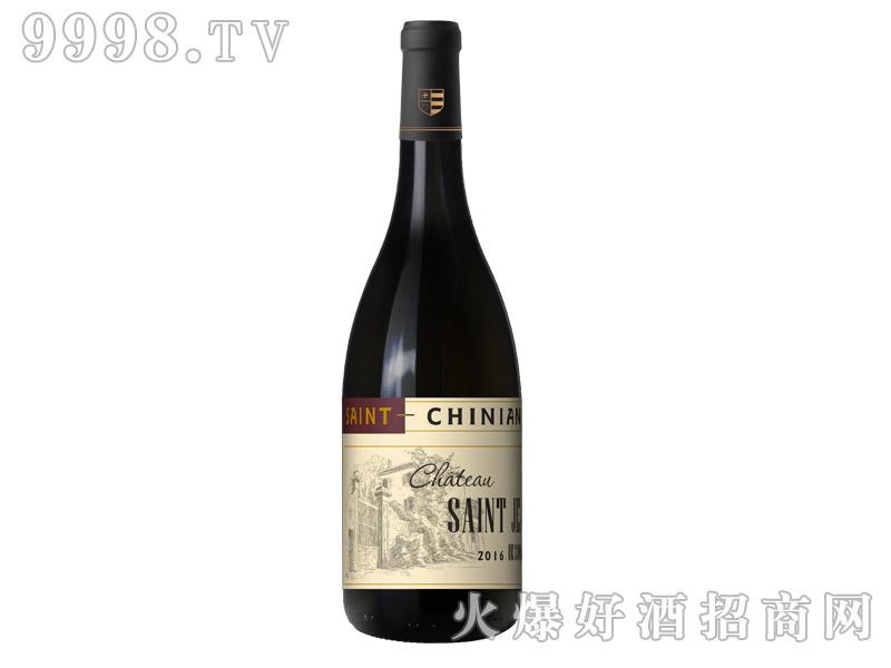 圣殿勇士庄园圣诗南干红葡萄酒
