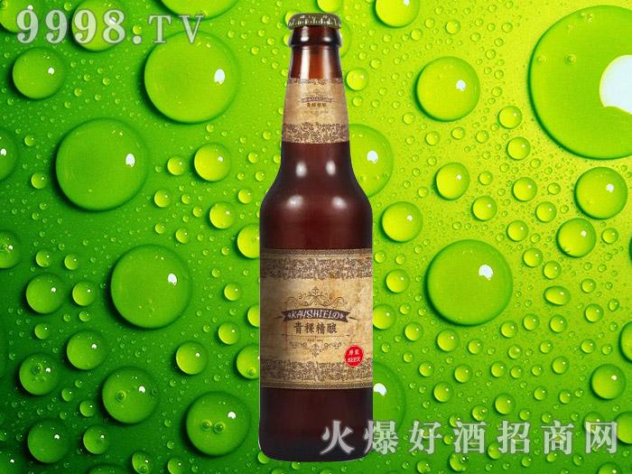 青稞精酿啤酒