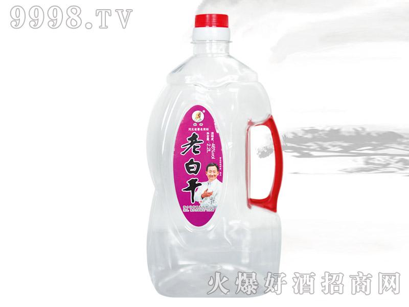 张衡老白干桶酒2.2L