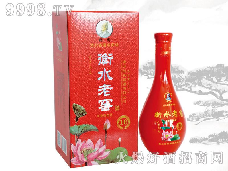 张衡衡水老窖酒10