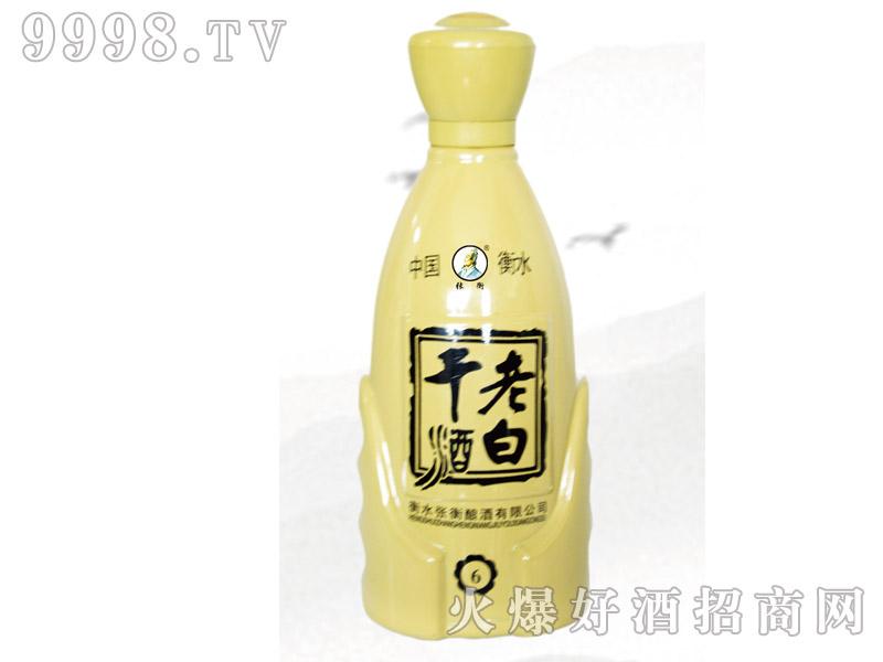 张衡老白干酒6 42°250ml×20