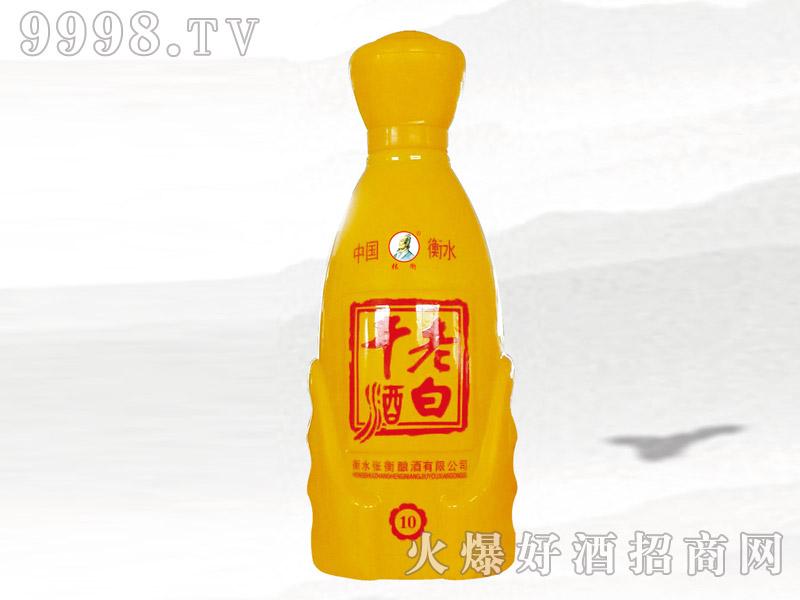 张衡老白干酒10 42°250ml×20